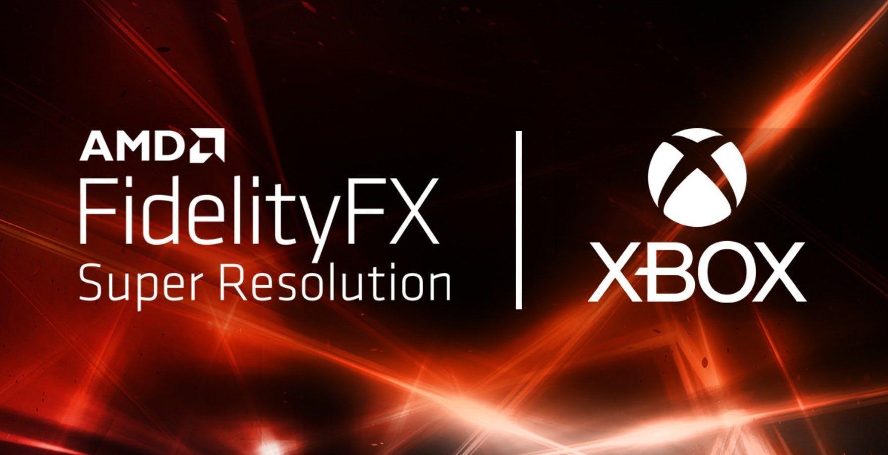 La tecnologia FidelityFX Super Resolution di AMD sbarcherà anche su console Xbox