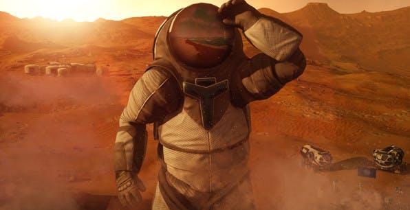 La Cina vuole colonizzare Marte con una base permanente entro il 2040