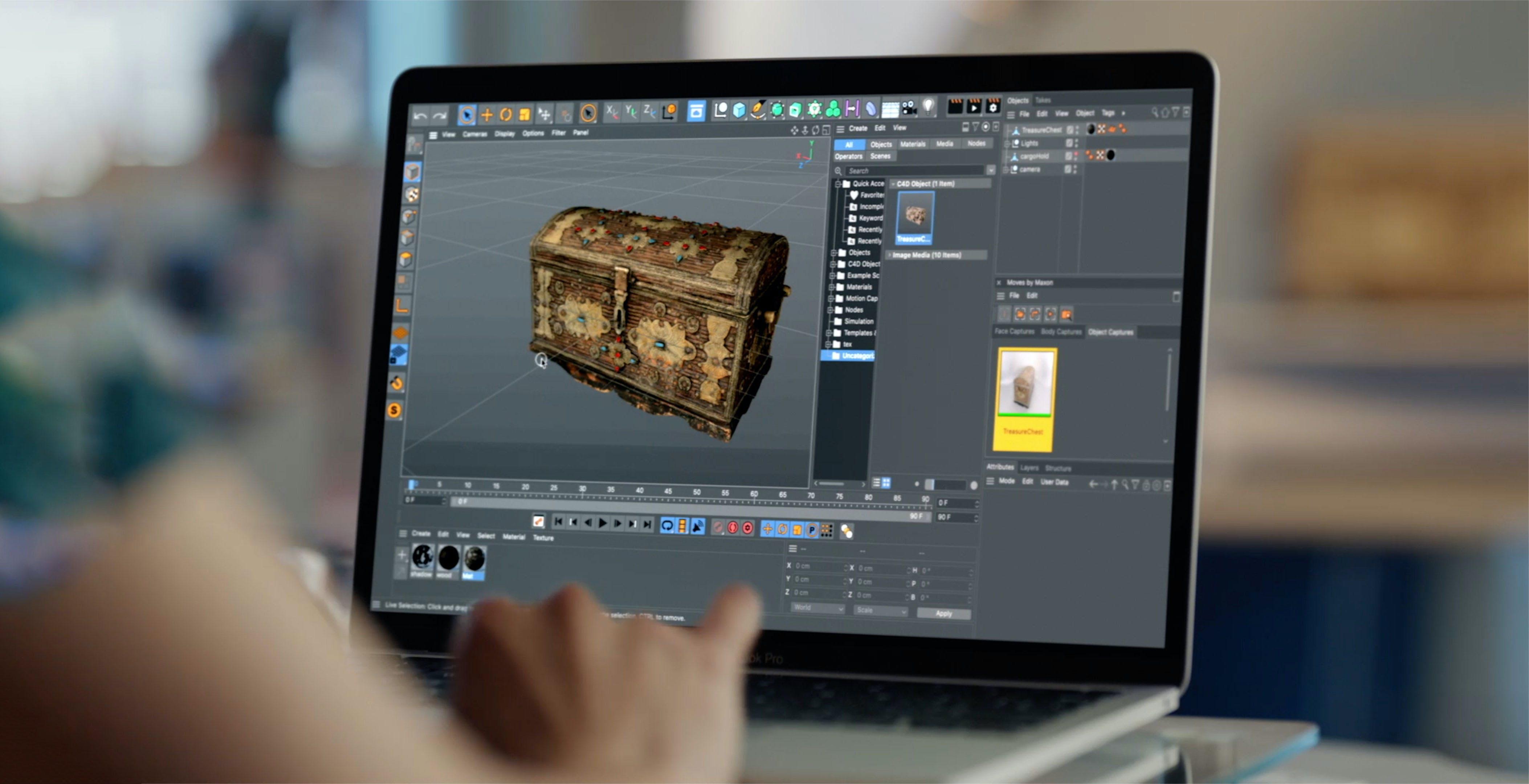 Dalla foto al modello 3D in 10 minuti: Object Capture di Apple può cambiare l'e-commerce e migliorare i videogiochi