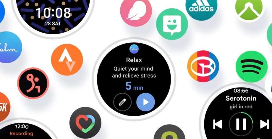 Ecco come sarà OneUI Watch, la personalizzazione Samsung per gli smartwatch sviluppati con Google
