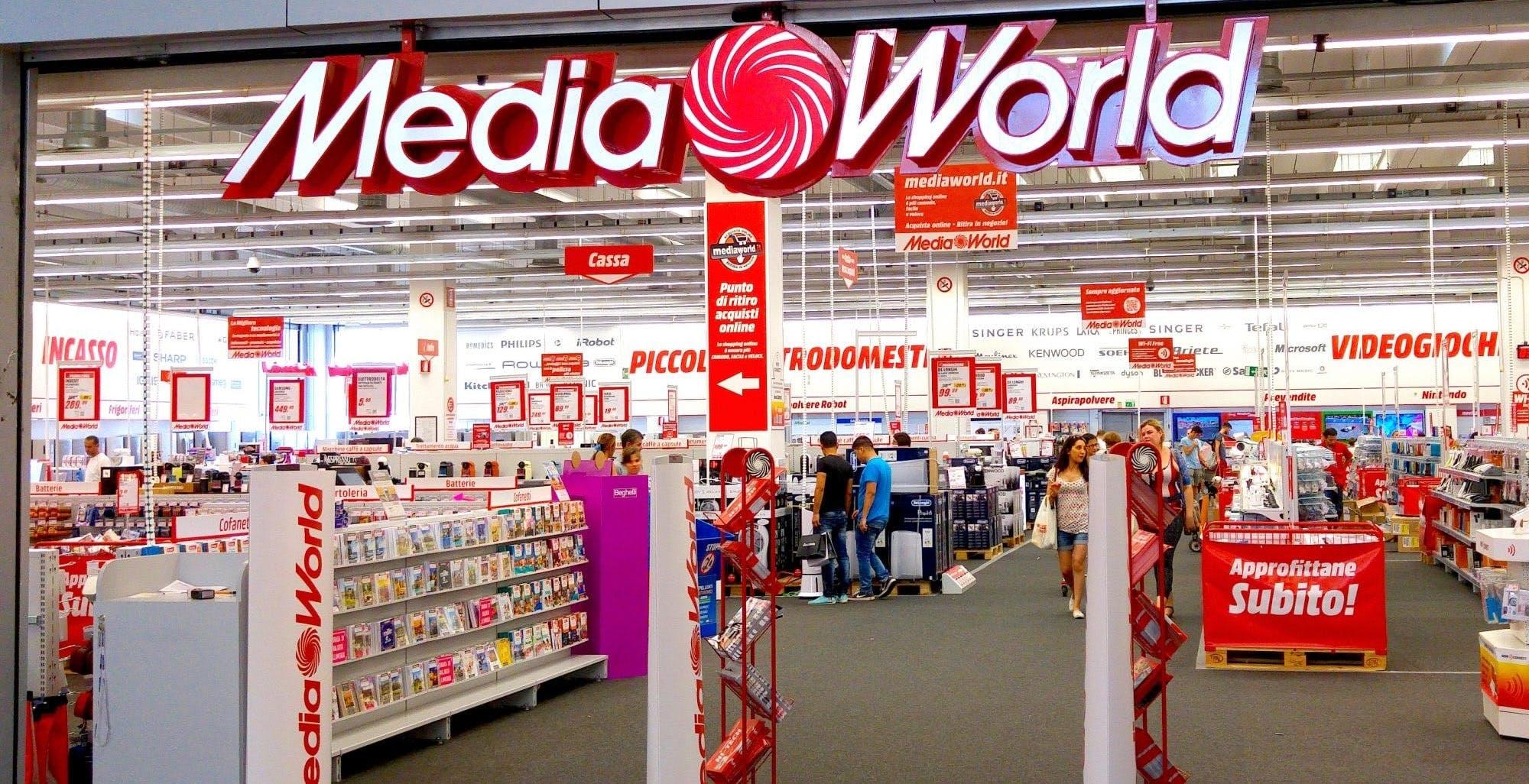 MediaWorld festeggia i trent'anni in Italia con l'apertura di tre nuovi punti vendita