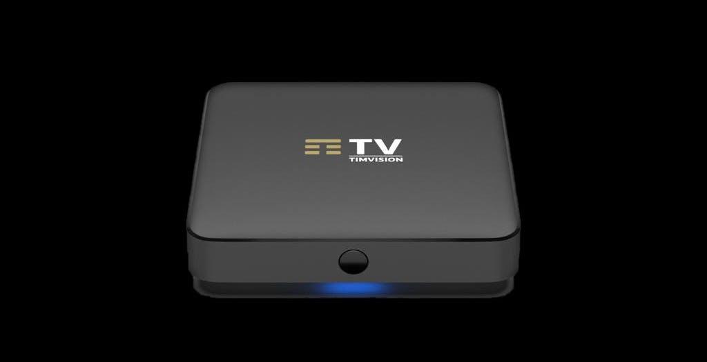 Nuovi decoder TIM Vision, le foto esclusive. DVB-T2, 4K e Android al servizio di calcio e film in TV