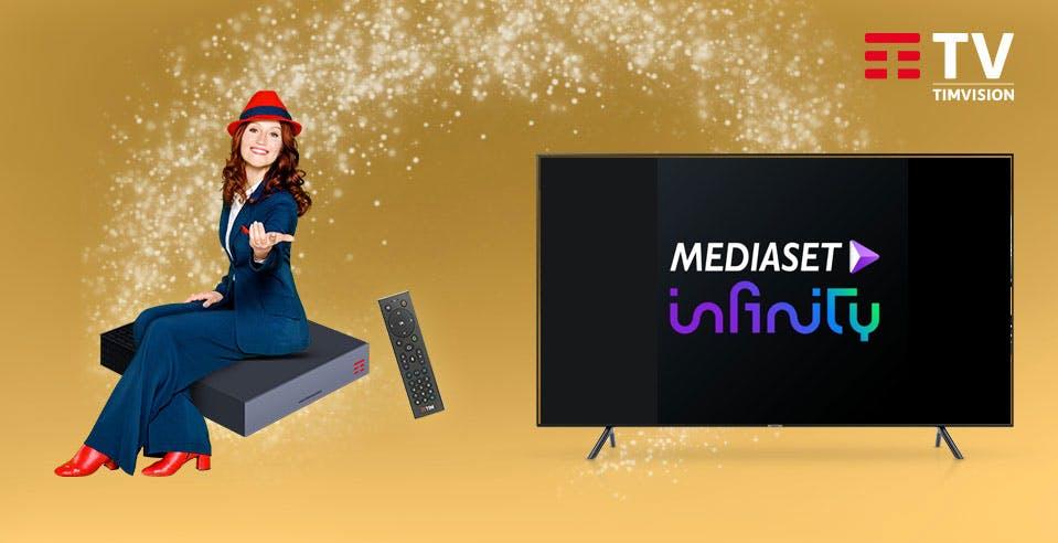 Mediaset e TIM, accordo Champions: Mediaset Infinity finisce su TIM Vision