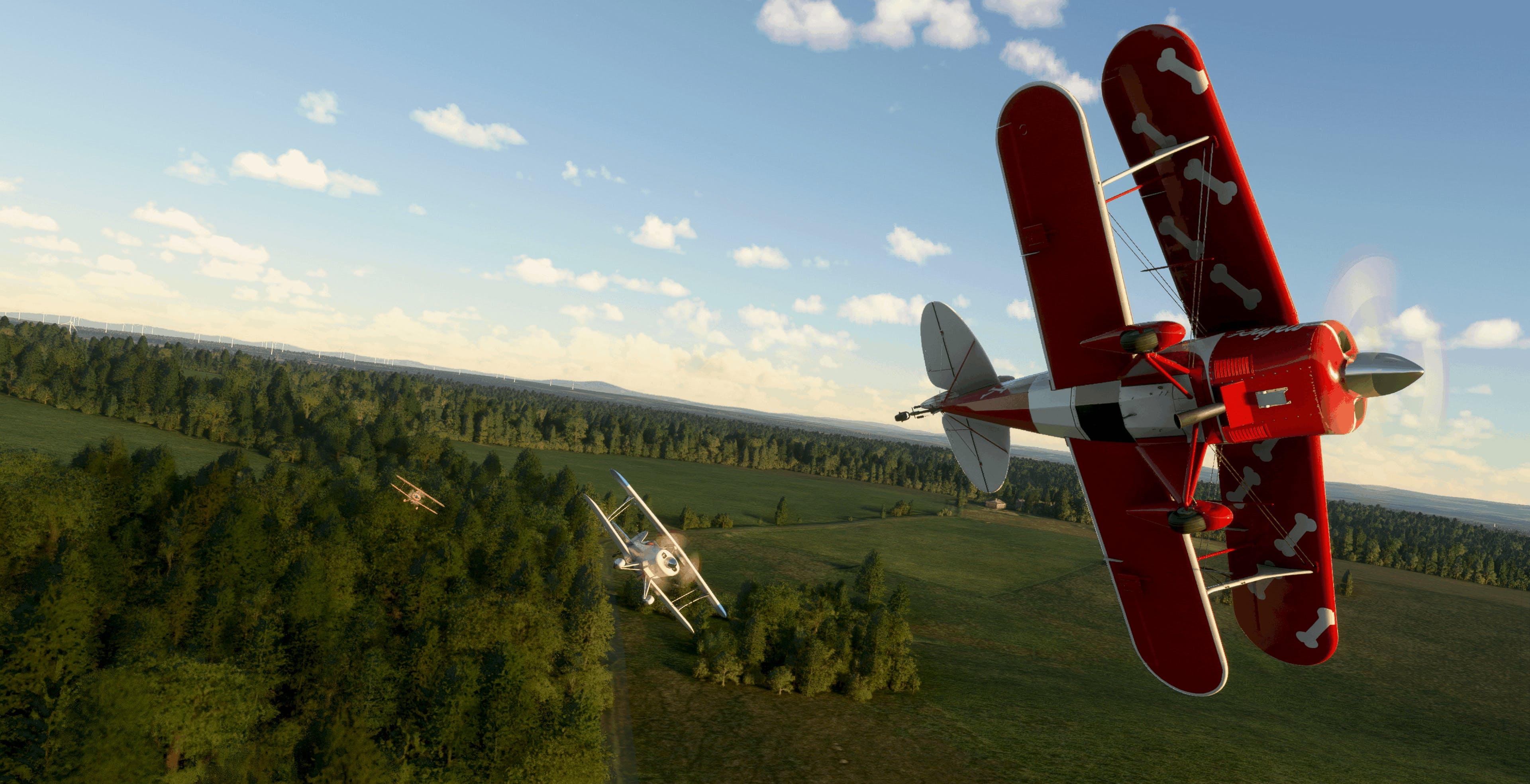 Microsoft Flight Simulator, il frame rate aumenta del 60%