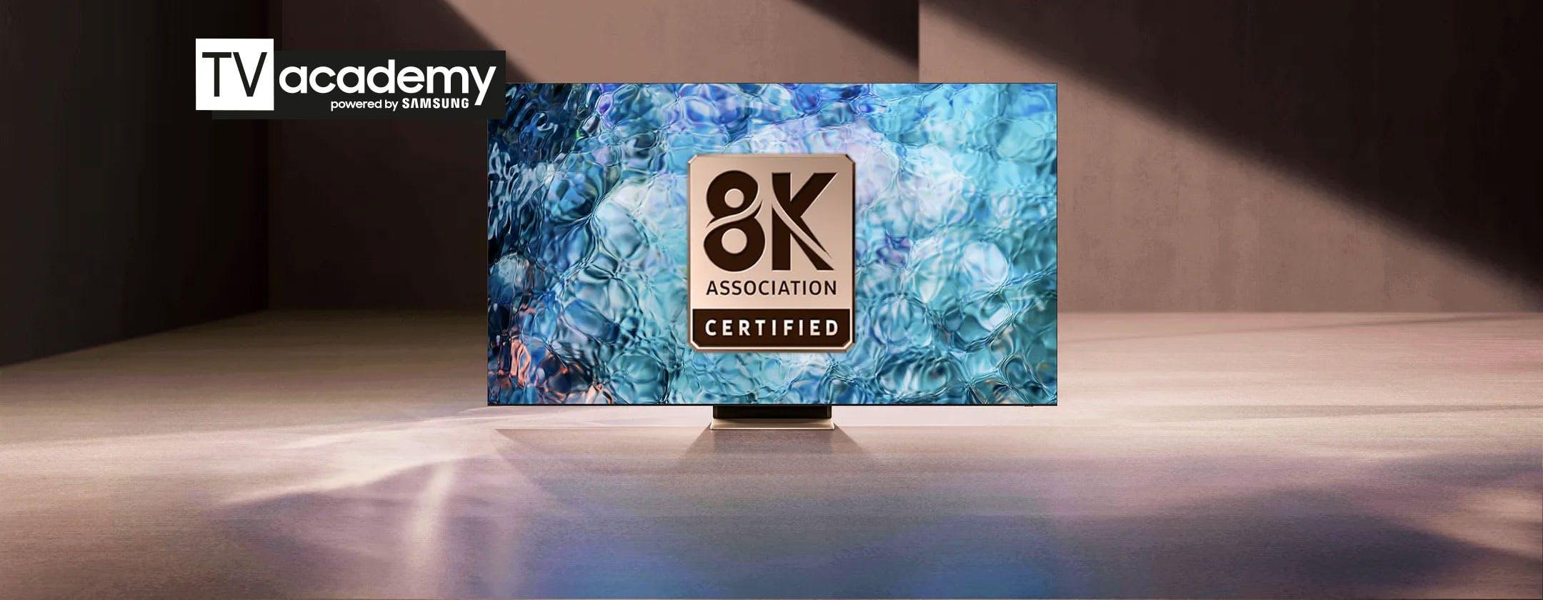 TV Academy: Dal 4K all'8K. Storia e vantaggi del nuovo formato