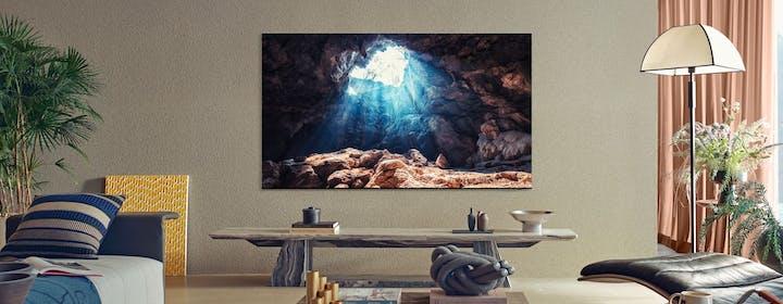 TV Samsung Neo QLED, immagini senza limiti. L'innovazione dei Quantum MiniLED e dell'Intelligenza Artificiale