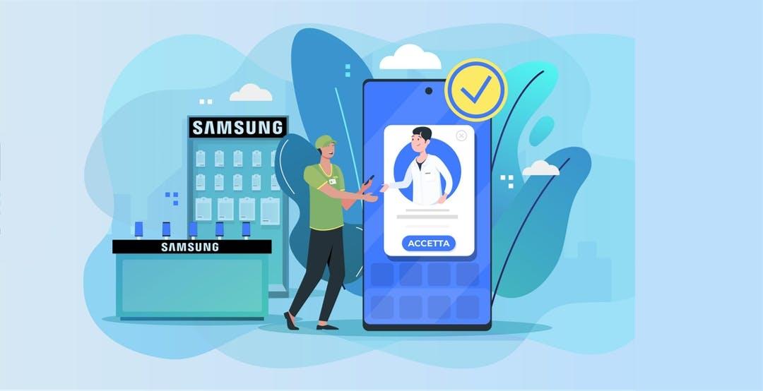 Riparazioni a prezzi riservati per le partite IVA: Samsung lancia Future Service per smartphone, tablet e smartwatch