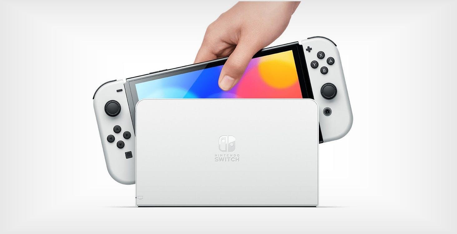 Nintendo Switch OLED, Gamestop svela il prezzo in Italia: costerà 349,99 euro