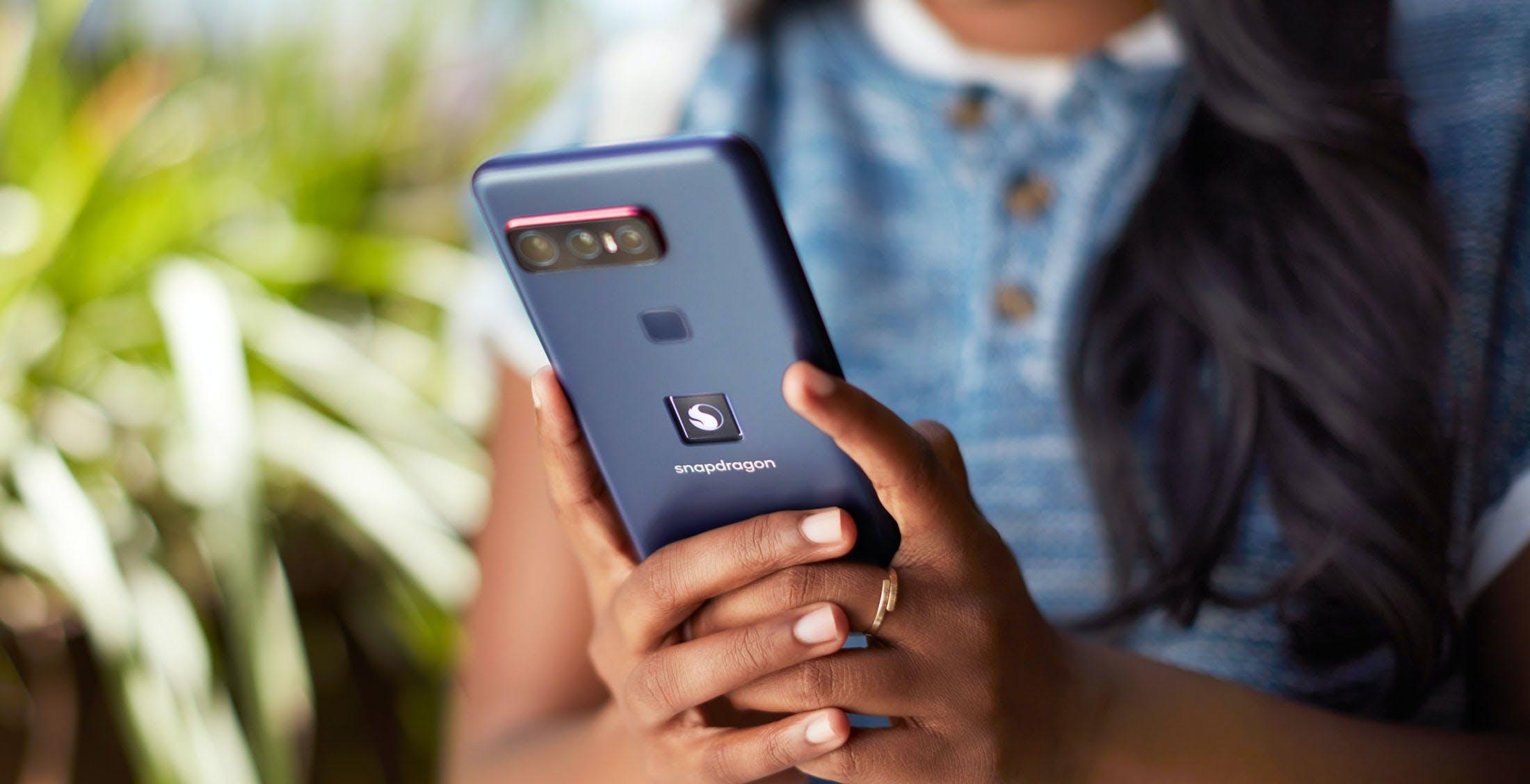 Questo è il costoso telefono dedicato ai fan dello Snapdragon. Qualcomm lo ha fatto produrre ad Asus
