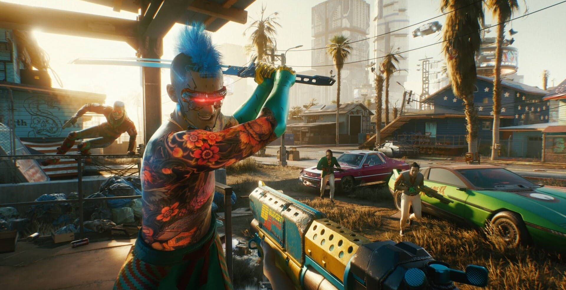 In nove giorni sul PlayStation Store, Cyberpunk 2077 è stato il gioco più scaricato di giugno su PS4