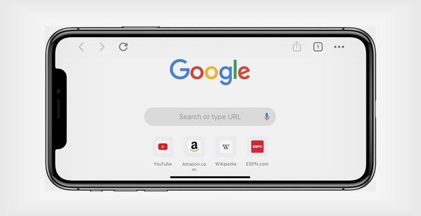 Google, su iOS si possono cancellare in un secondo tutte le ricerche fatte nell'ultimo quarto d'ora