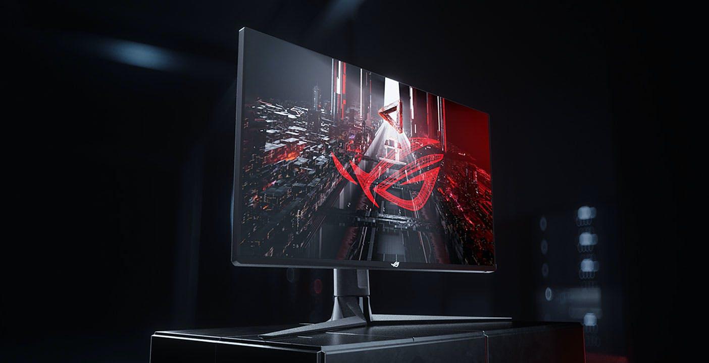 ROG Swift PG32UQX, il monitor gaming 4K con tecnologia mini LED costa 3.500 euro