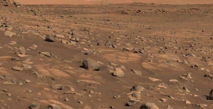 La Nasa è pronta a raccogliere dei campioni di roccia marziana da inviare sulla Terra