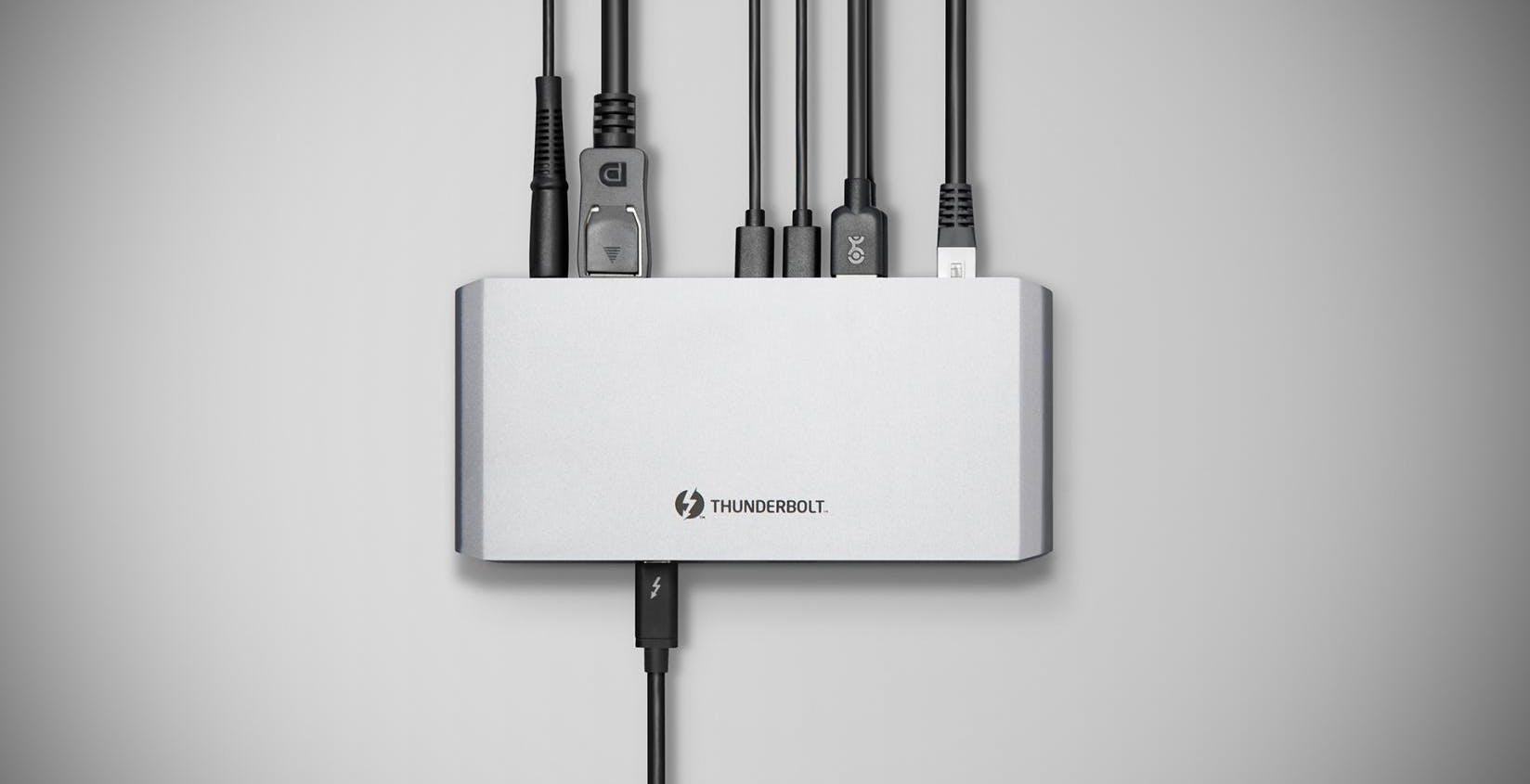 Thunderbolt 5, le specifiche da una foto pubblicata per errore da un dirigente Intel: 80 Gbps su USB-C