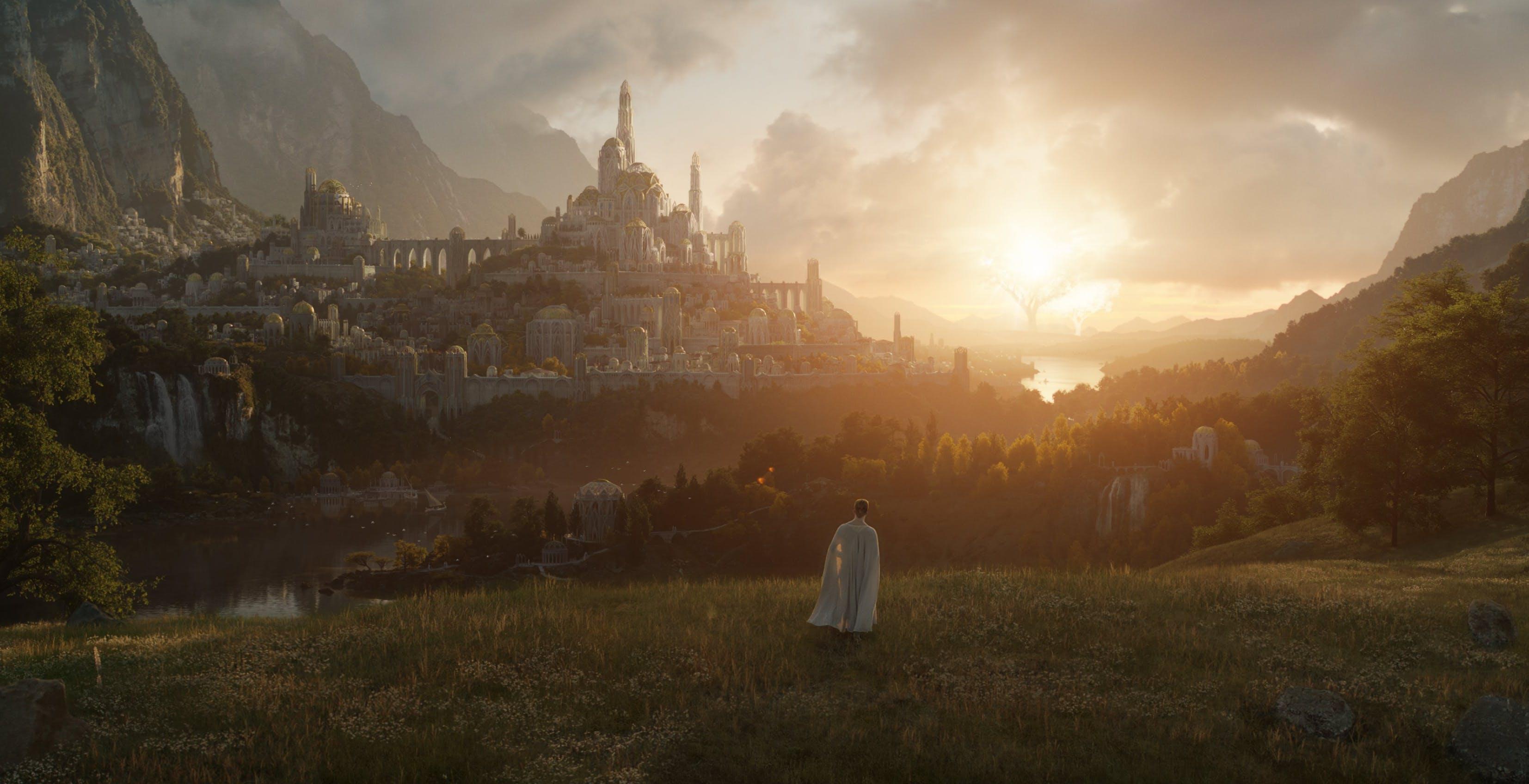 Il Signore degli Anelli, la serie colossal di Amazon, debutterà su Prime Video nel settembre 2022