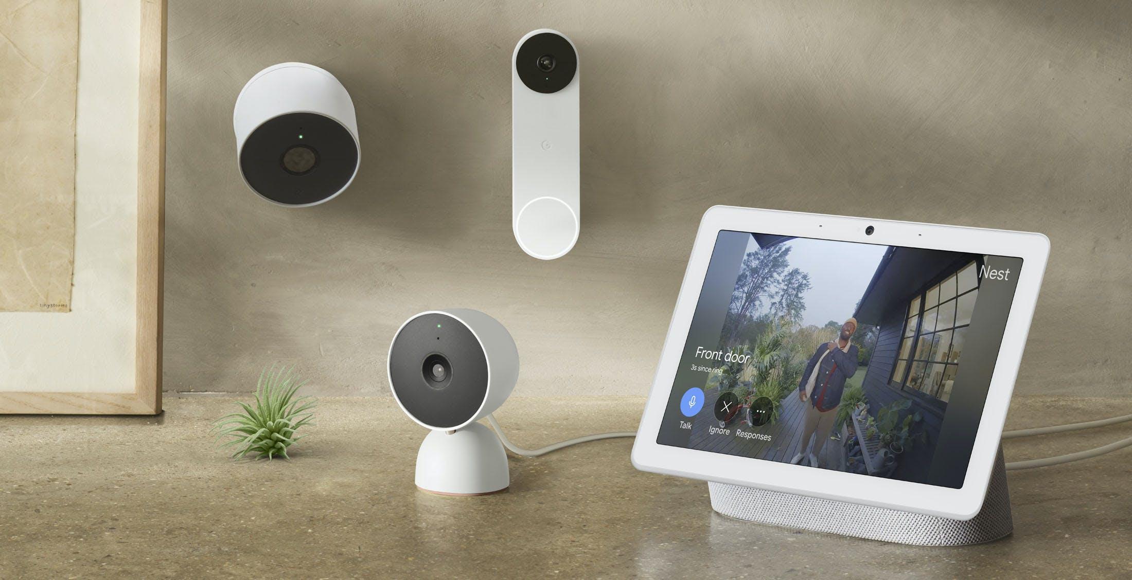 Videocamera di sicurezza a batteria e campanello smart HDR: ecco la nuova gamma Nest