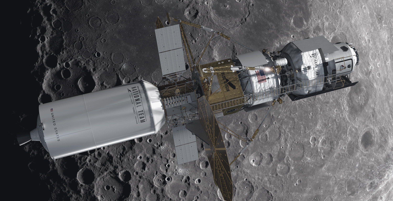 Blue Origin non si arrende: in un'infografica i perché Starship di SpaceX non è la scelta migliore per la Luna