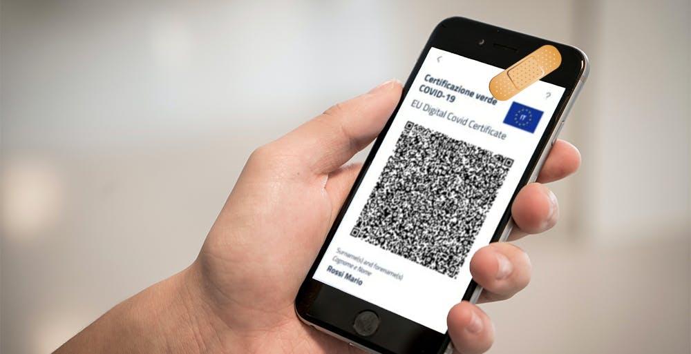 Vendevano Green Pass falsi: sequestrati 32 canali Telegram