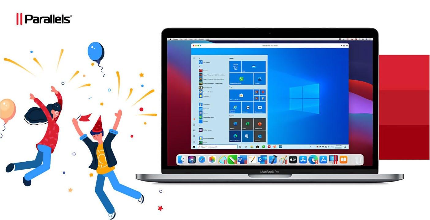 Parallels 17, la trasformazione è completa. Supporto completo a Apple M1, Windows 11 e MacOS Monterey
