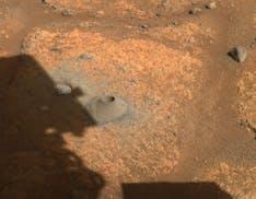 Perseverance ha perforato la sua prima roccia su Marte, ma il campione è sparito nel nulla