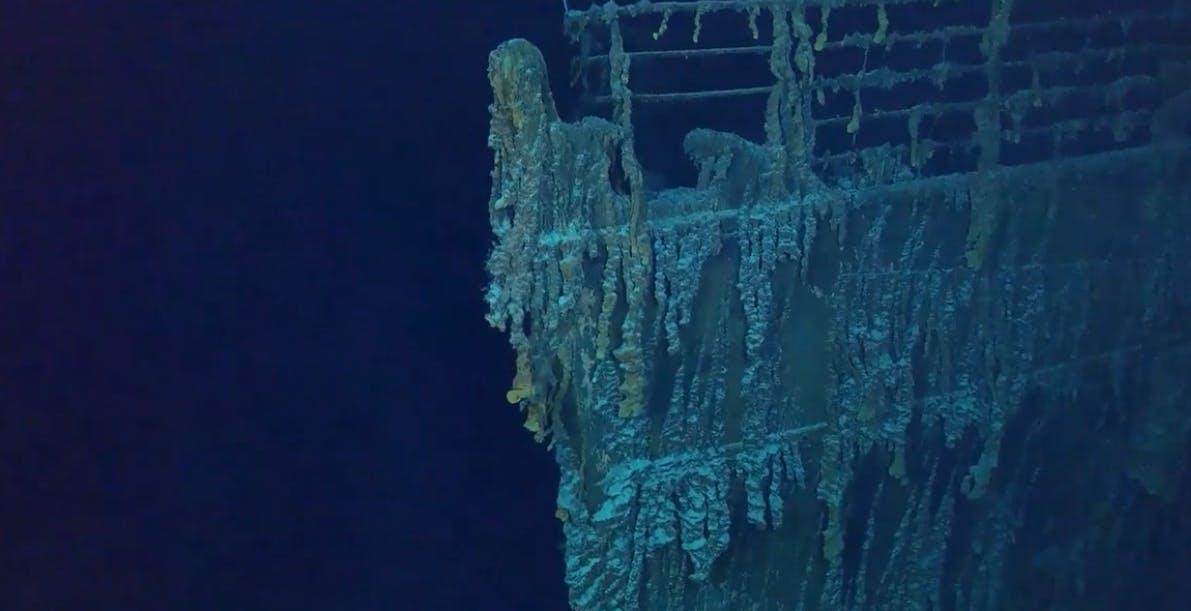 Il Titanic scansionato come mai prima d'ora: spedizione a 3.800 metri di profondità per salvarne la storia