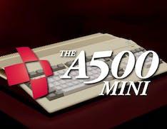 Un altro attentato ai nostalgici: ecco A500 Mini, l'Amiga 500 col mouse originale e 25 giochi precaricati