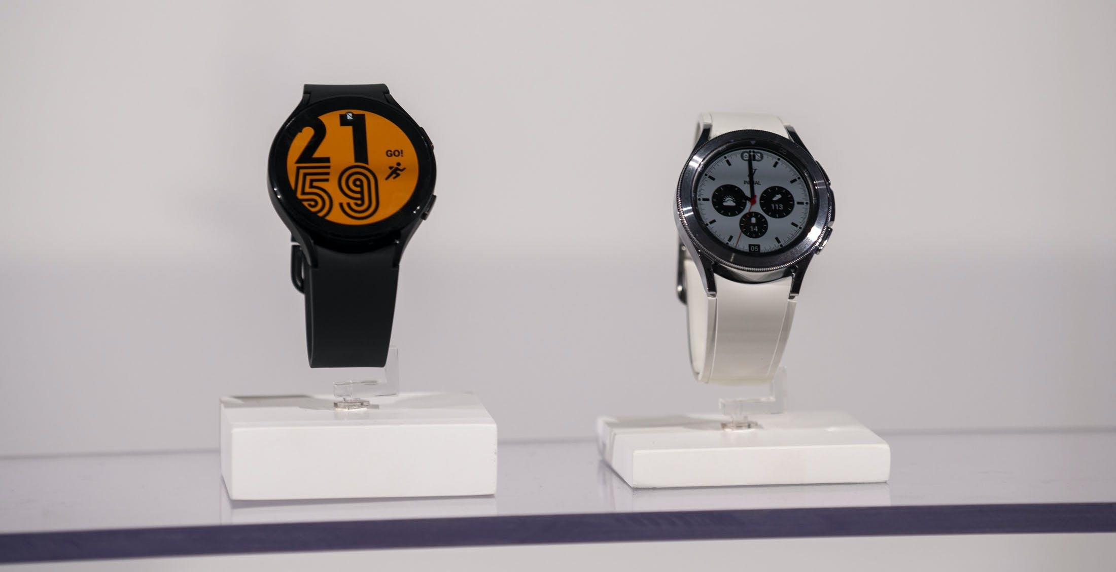Ecco Galaxy Watch4: per il nuovo smartwatch Samsung arrivano WearOS powered by Samsung e un processore tutto nuovo