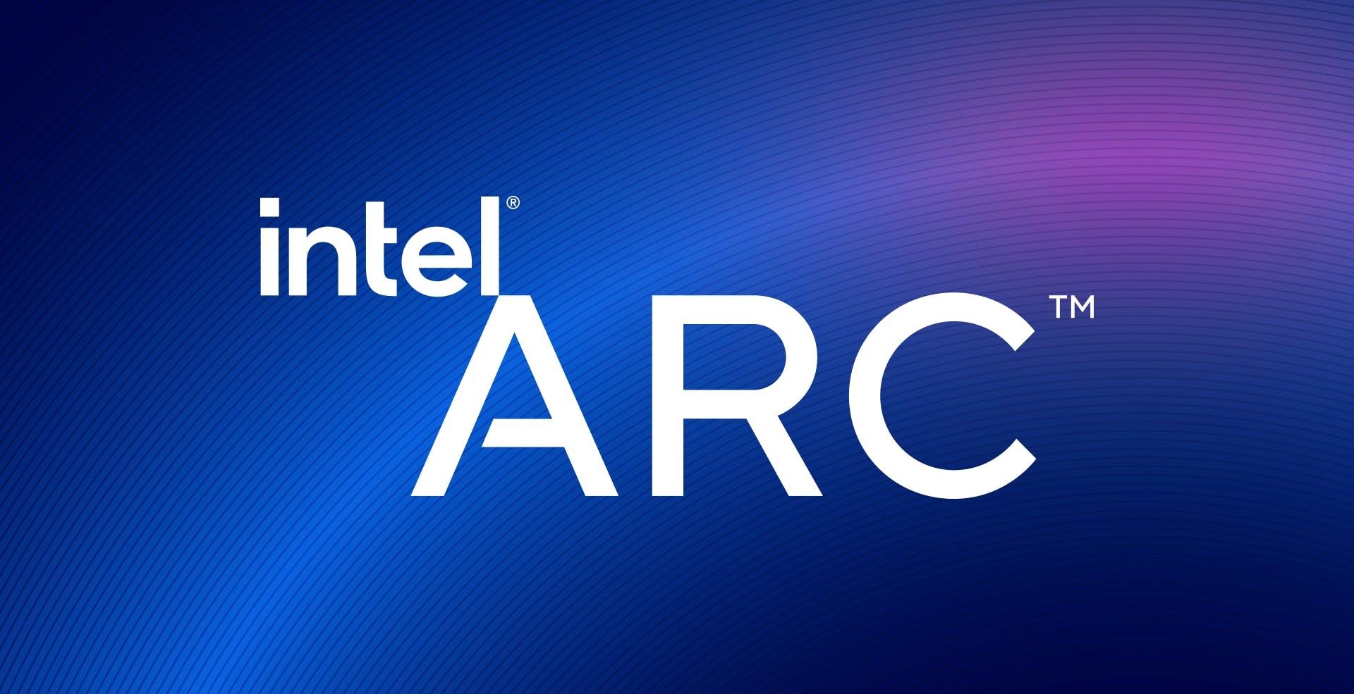 Intel Arc è il nome della nuova gamma di schede video di Intel, anche da gaming