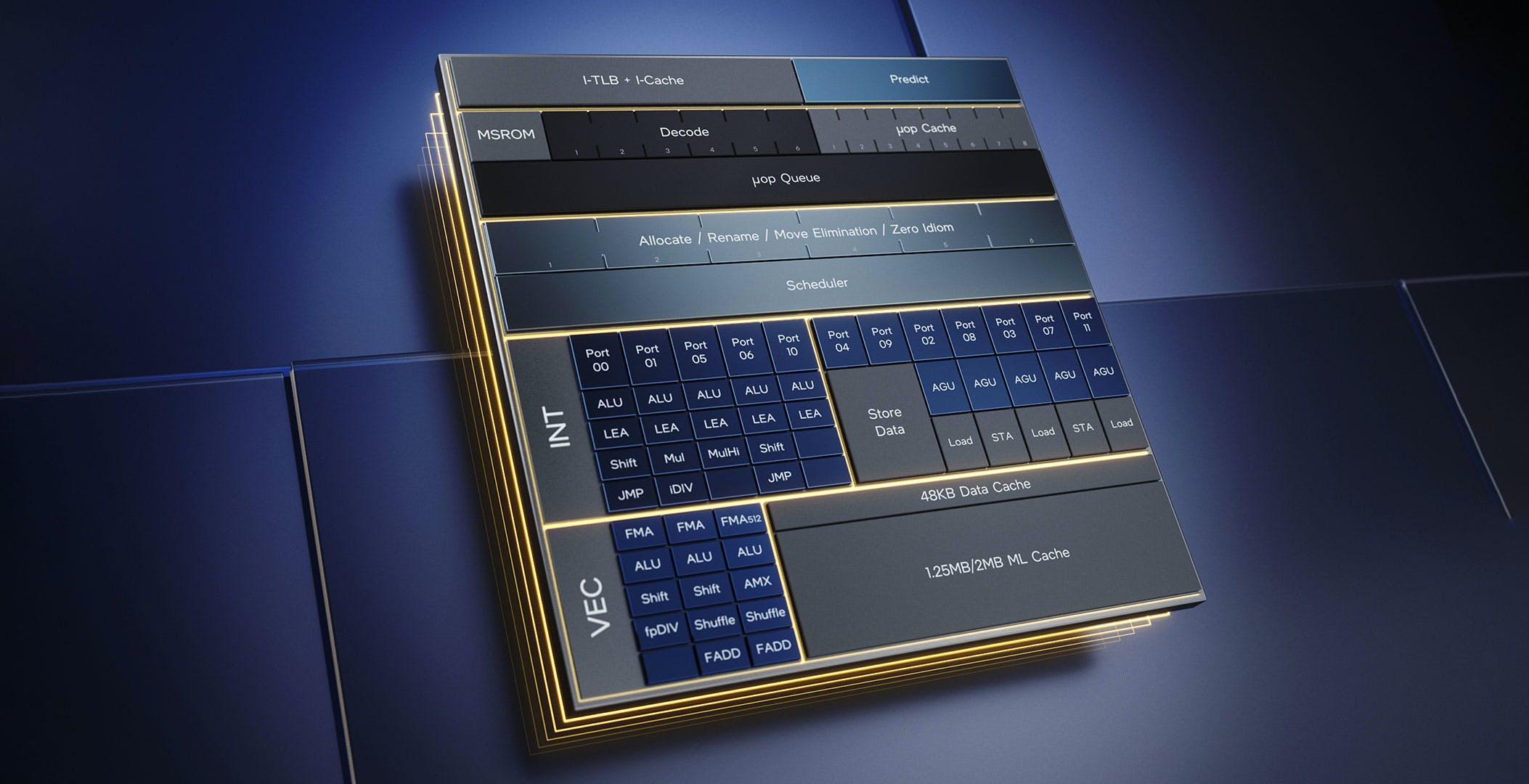 Intel svela Alder Lake, l'architettura ibrida con cui punta a reclamare il primato nei processori
