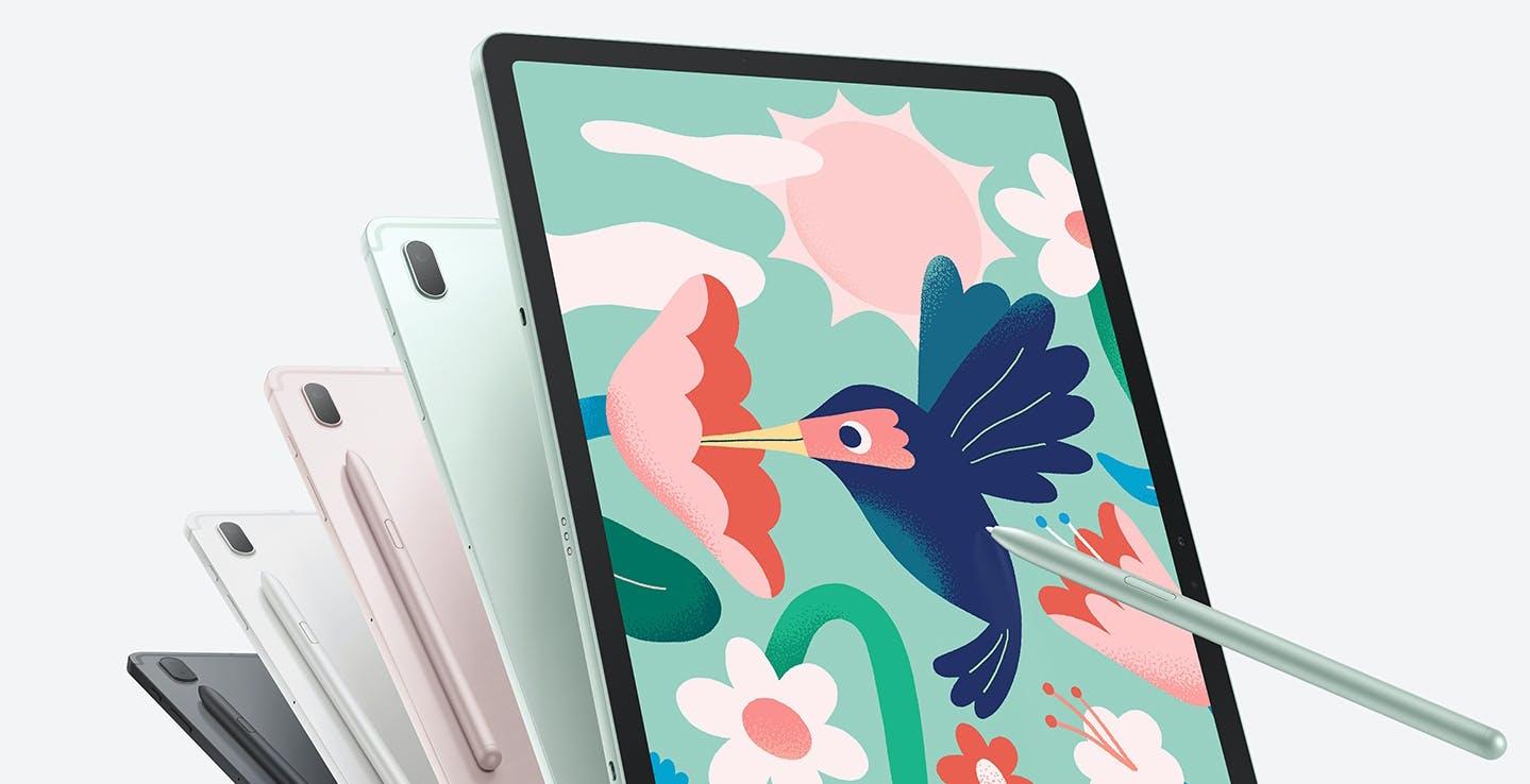 Galaxy Tab S7 FE, la versione del tablet per gli appassionati arriva in Italia a 649 euro