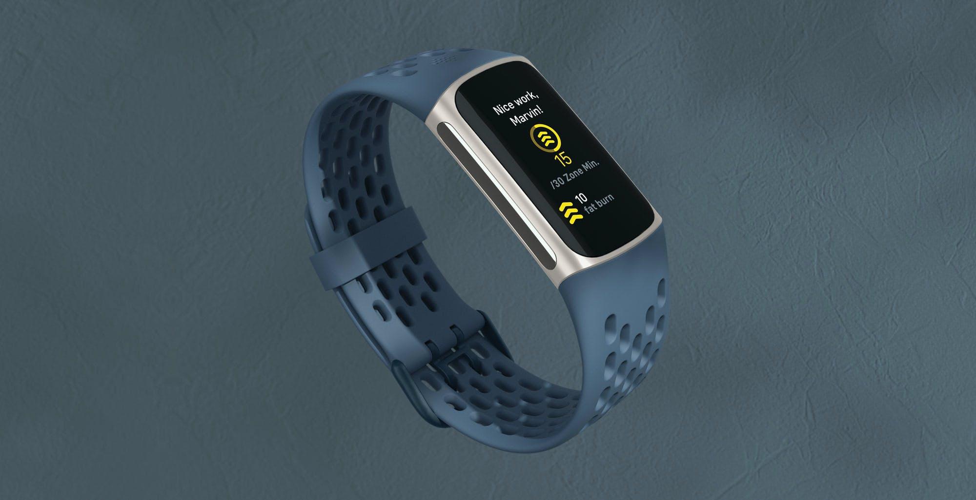 Fitbit Charge 5 ufficiale. Il sottile confine tra smartband e smartwatch