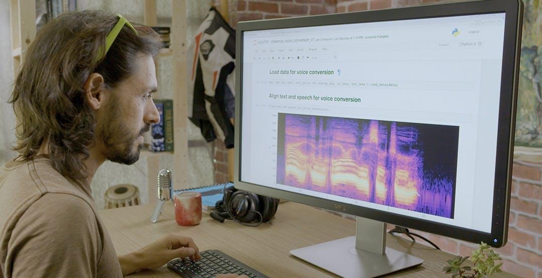 Grazie all'Intelligenza Artificiale, il sintetizzatore vocale di Nvidia parla come un umano. Ascoltare per credere