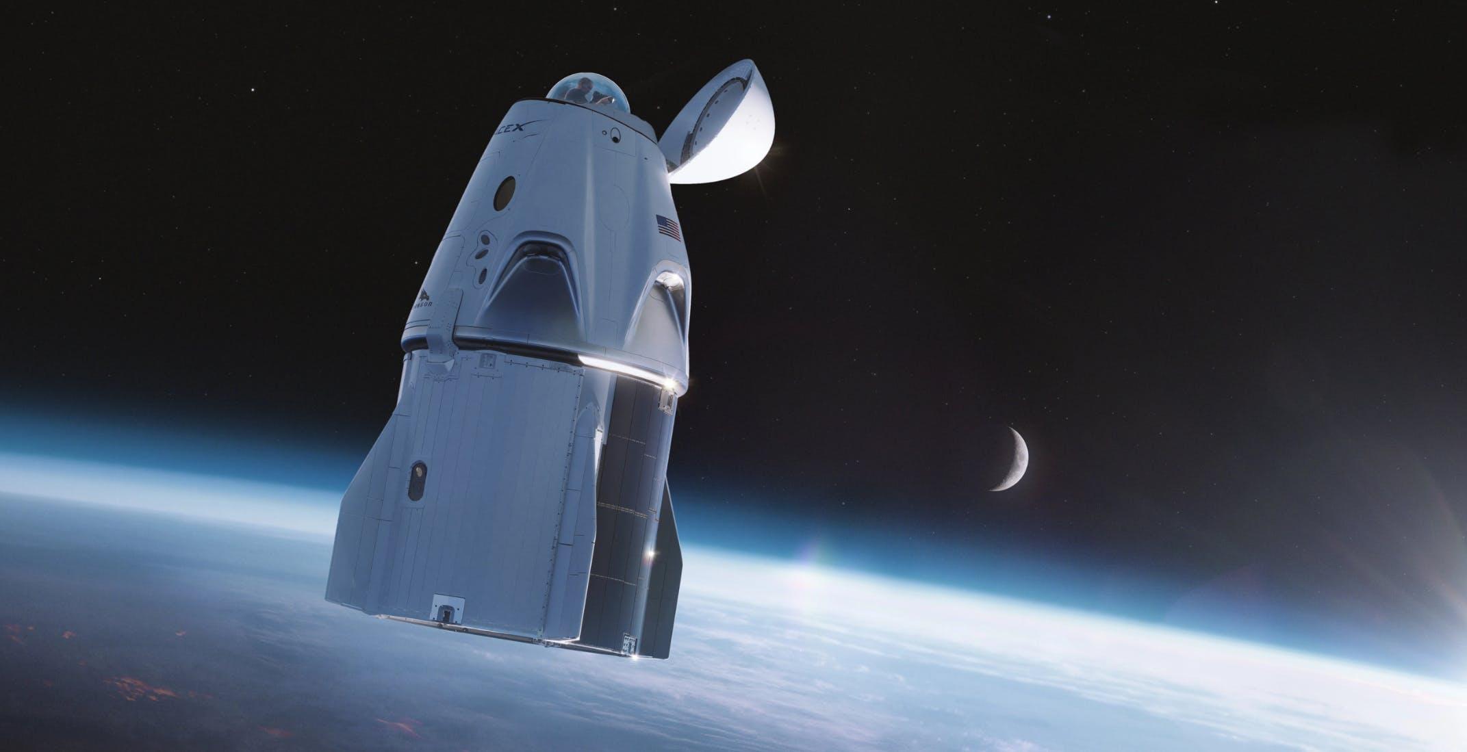 Inspiration4 è la missione di SpaceX che porterà per la prima volta quattro civili nell'orbita terrestre. Partenza il 15 settembre