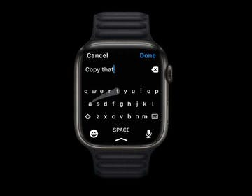 La tastiera dell'Apple Watch e la brutta figura di Apple: prima elimina la versione concorrente, poi annuncia la sua
