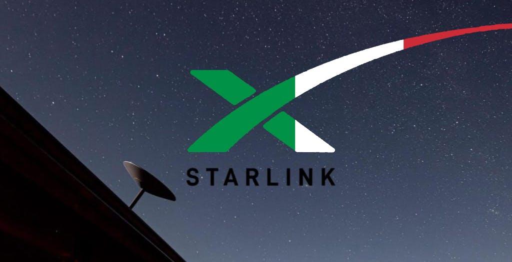 Starlink è arrivato in Italia. Si parte da massimo 150 Mbps in download