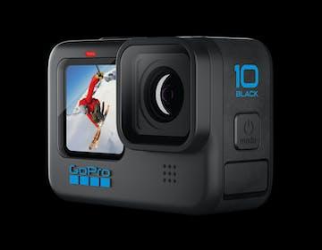GoPro annuncia Hero10 Black. Tra le novità il 4K a 120 fps, merito del nuovo processore GP2