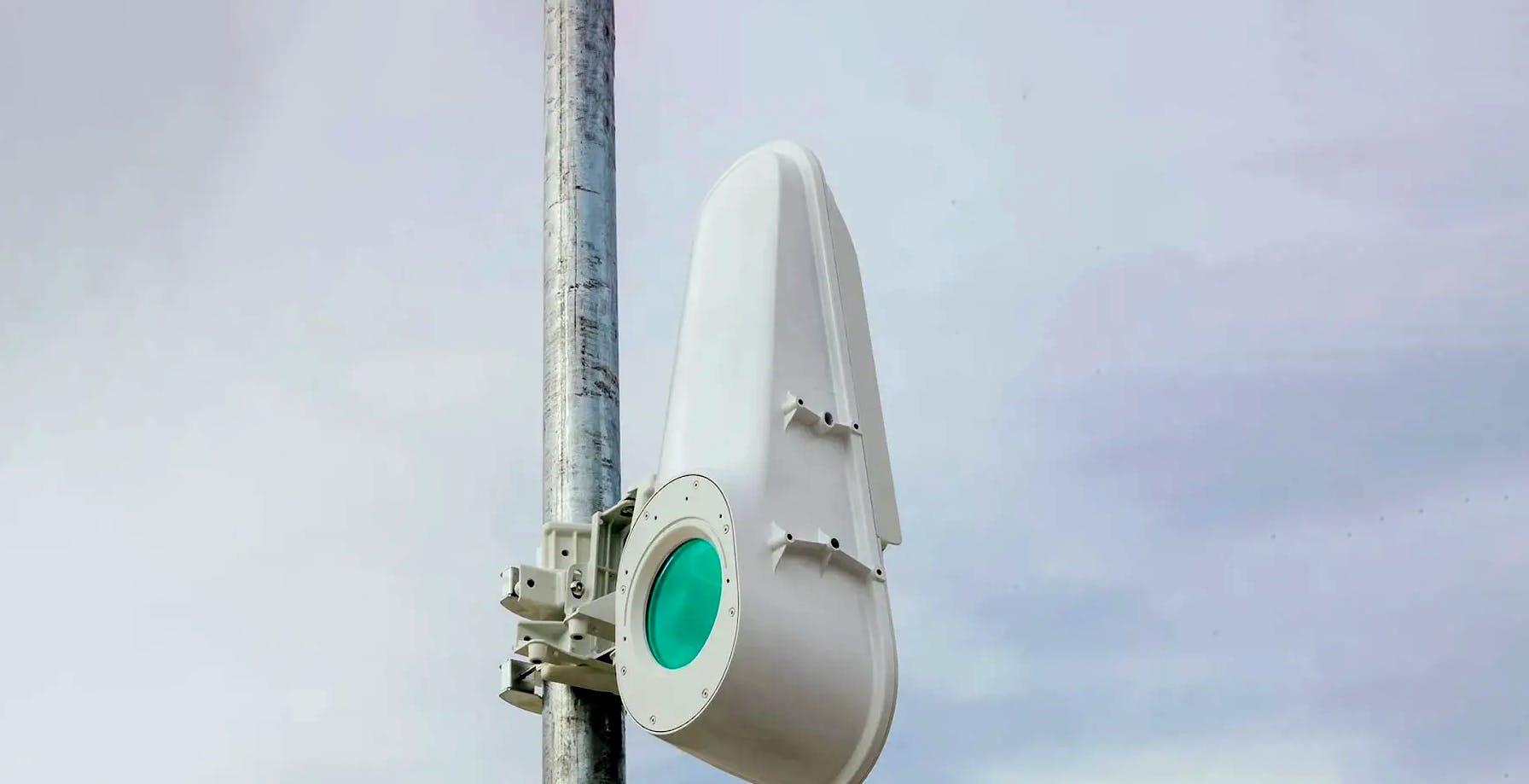 Fibra ottica senza fibra, il progetto Taara di Google X usa fasci di luce per evitare i cavi