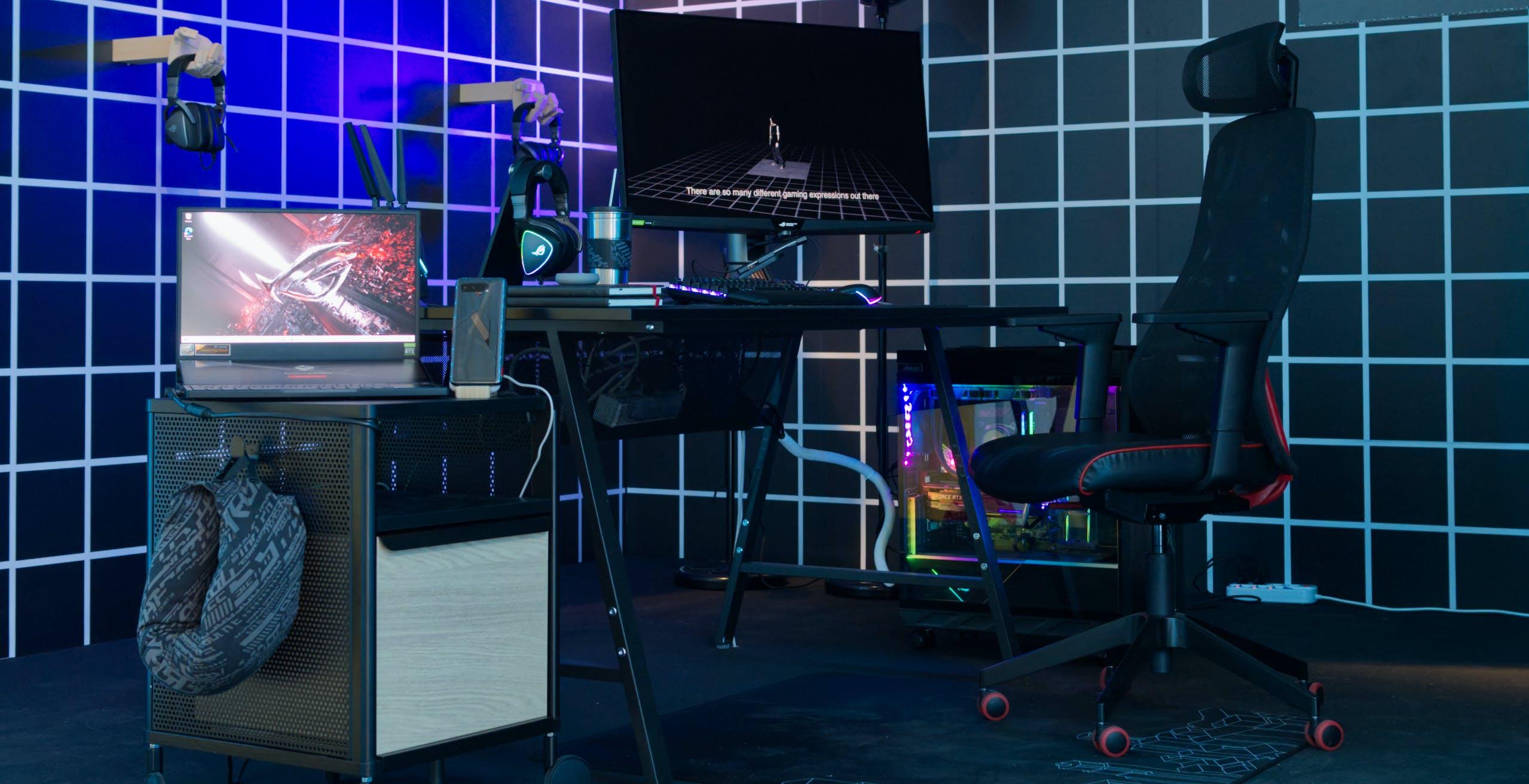 IKEA lancia in collaborazione con Asus la prima gamma di mobili pensata per il gaming