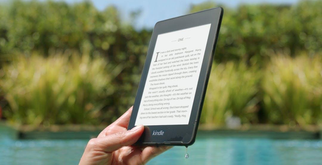 In arrivo nuovi Kindle Paperwhite con schermo più grande e anche ricarica wireless