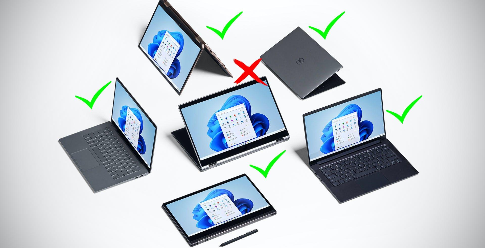 Windows 11, ora l'app di verifica per l'aggiornamento dice perché il PC non è compatibile