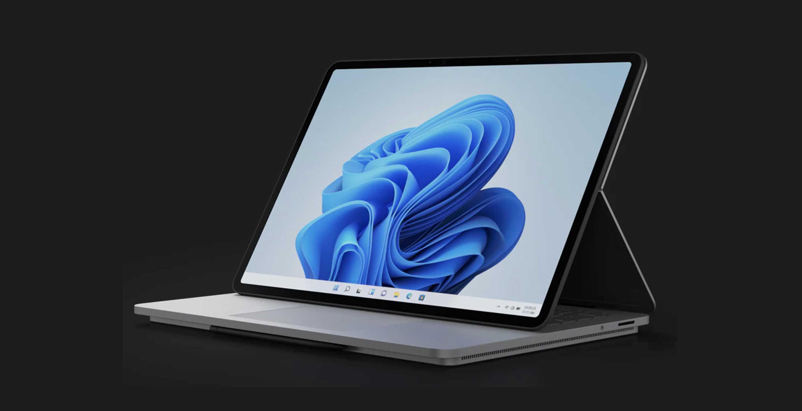 Surface Studio Laptop, potente e unico. In Italia dovremo aspettare: arriva nel 2022