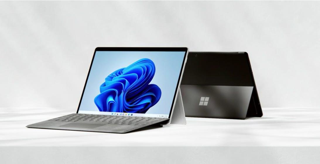Surface 8 Pro ufficiale, Dolby Vision e Dolby Atmos, 120 Hz e una nuova penna con feedback sulla punta