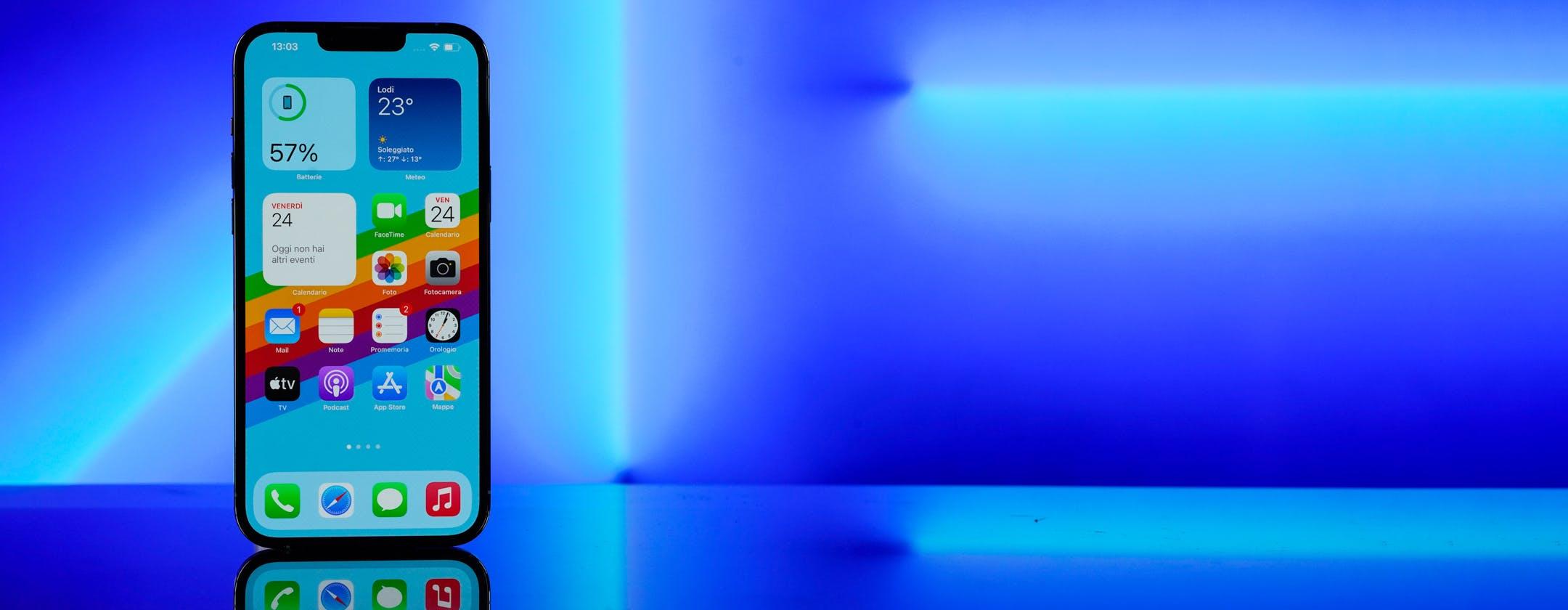 iPhone 13 Pro Max, recensione. La novità più grande è una batteria che dura tantissimo