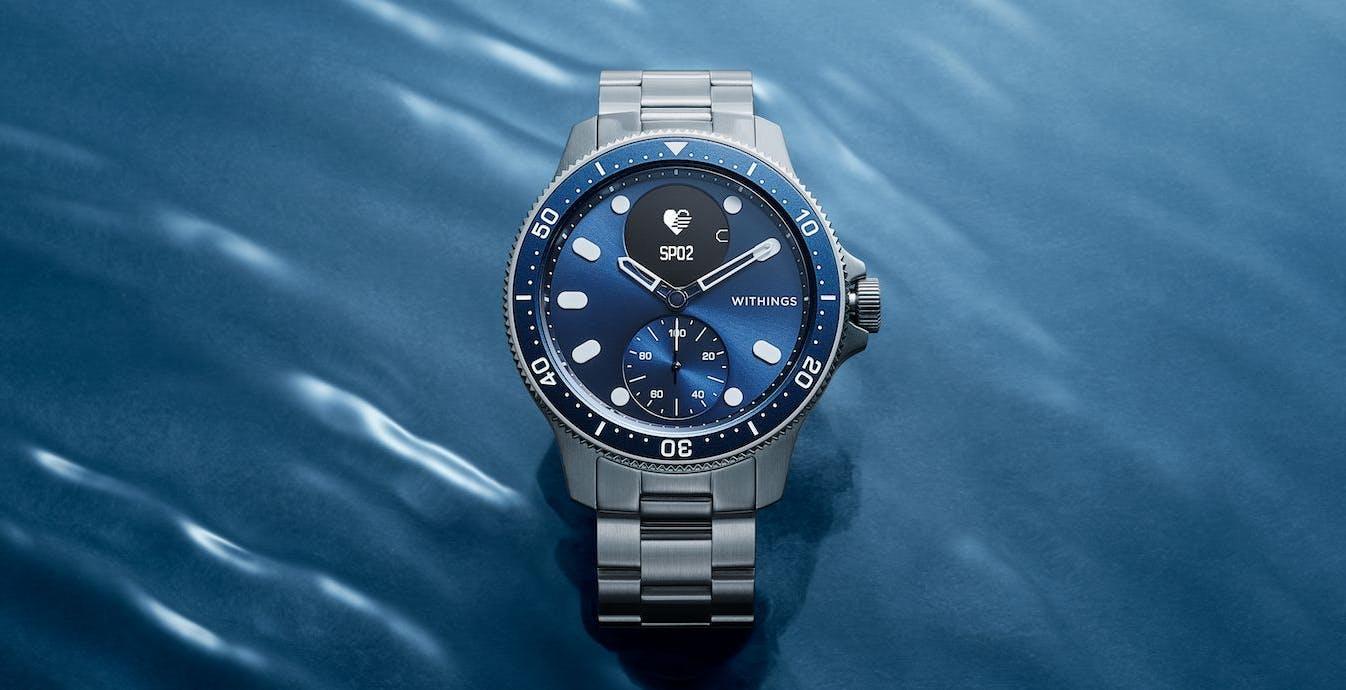 Withings presenta ScanWatch Horizon il nuovo smartwatch ibrido con funzione elettrocardiogramma