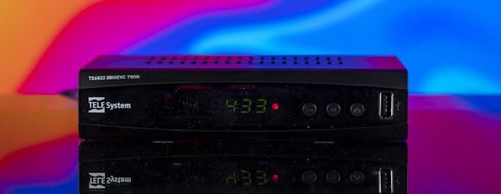 TeleSystem TS 6822 Twin, il decoder digitale terrestre per chi rimpiange il videoregistratore