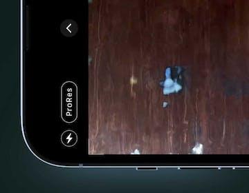 Filmic Pro porta il ProRes su iPhone 13 Pro: un minuto di video occupa 5 GB