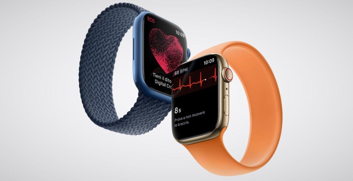 Apple Watch 7, i pre-ordini partono l'8 ottobre. Nei negozi dal 15 ottobre
