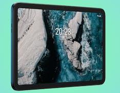 T20 è il primo tablet Nokia. Grande autonomia e fino a tre anni di aggiornamenti garantiti