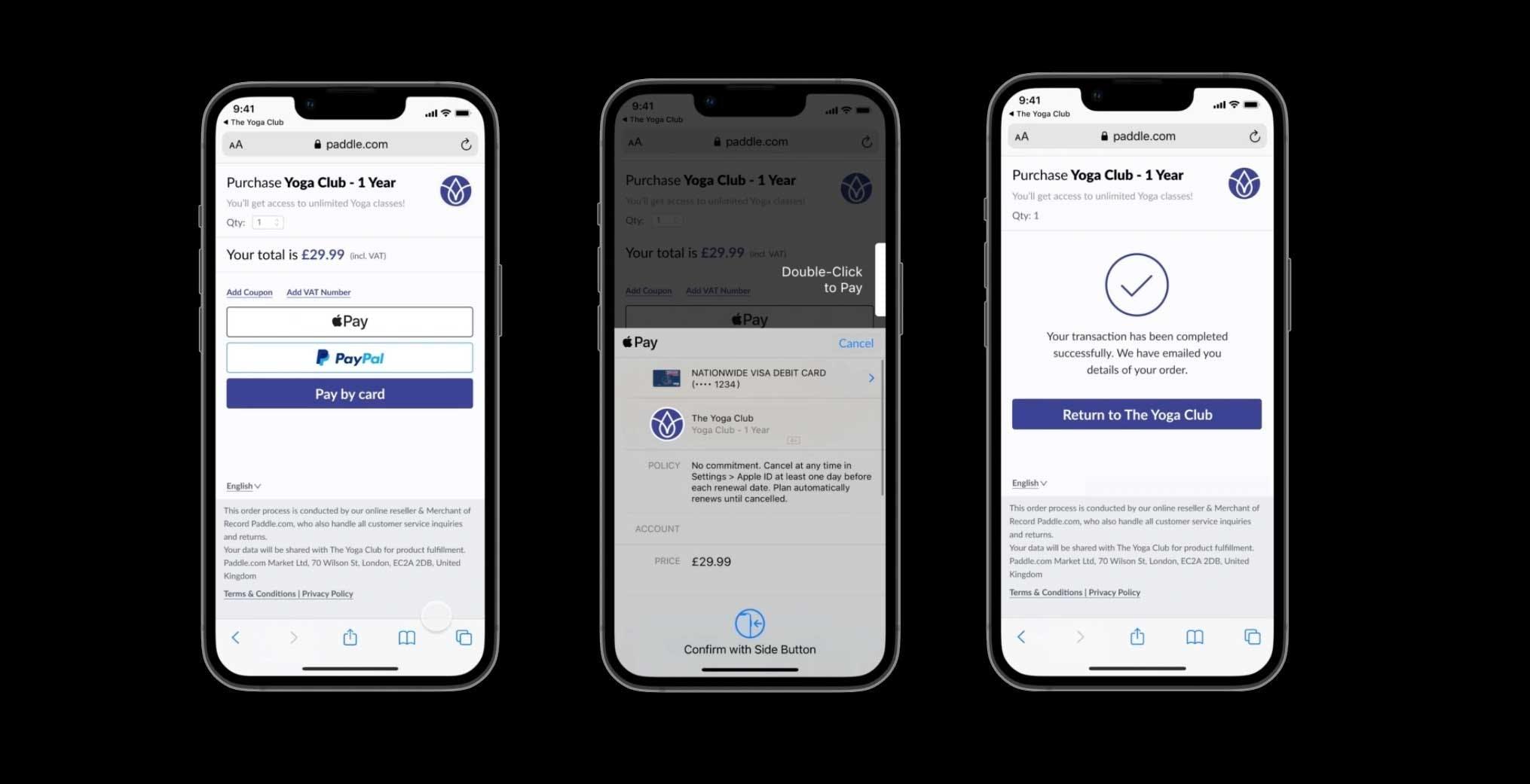 Paddle è la prima alternativa al sistema di pagamento di Apple: trattiene solo il 10% di commissione