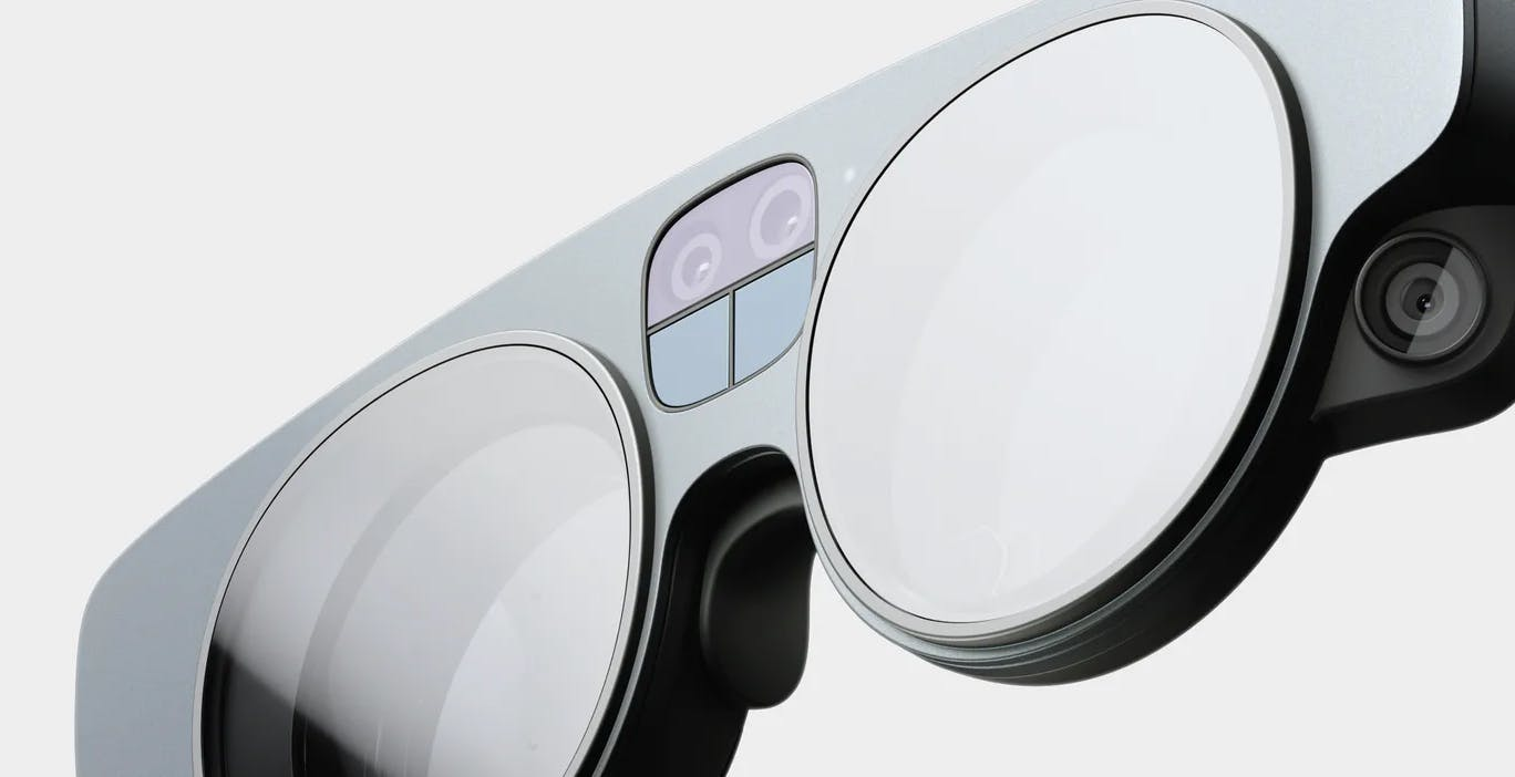 Magic Leap ci riprova: un nuovo visore di Realtà Aumentata nel 2022. Sarà solo per le imprese